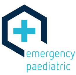 emergency paediatric first aid at work icon